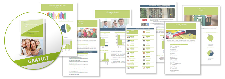 Télécharger gratuitement le guide PDF Vivre à Montélimar