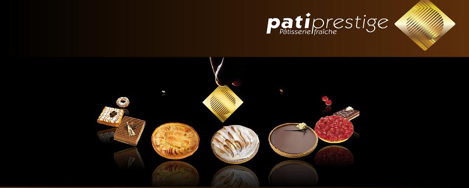 Patiprestige - Co-Leader national sur le marché de la pâtisserie fraîche emballée