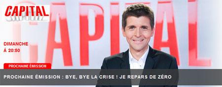 """Bye bye la crise, je repars de zéro !"""