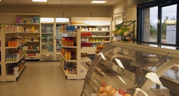 Magasin alimentaire boulangerie