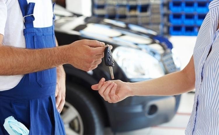 Garage-automobile