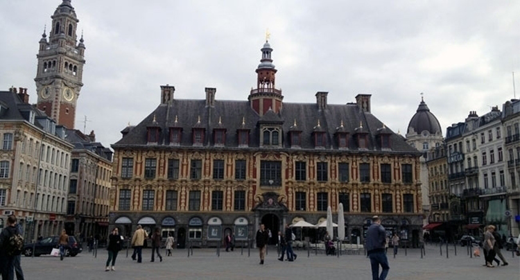 Dans quel quartier s installer lille parcours france for Lille capitale des flandres