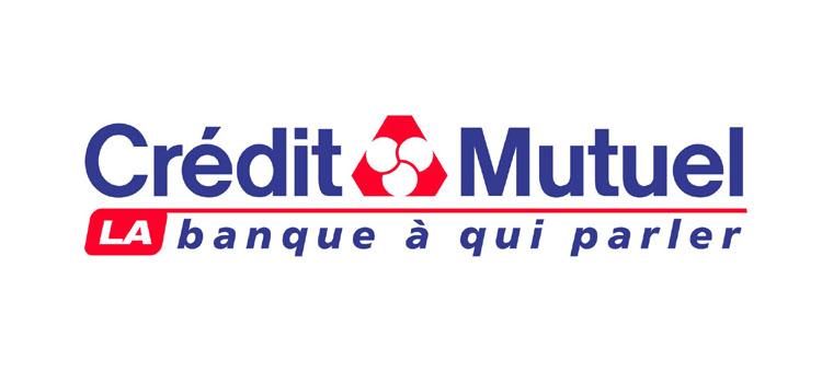 Crédit Mutuel partenaire de Parcours France
