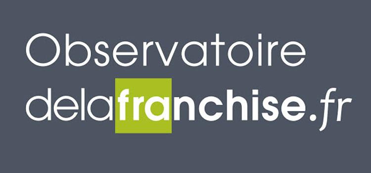 Logo L'Observatoire de la Franchise