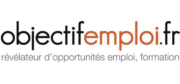 Logo Objectif Emploi