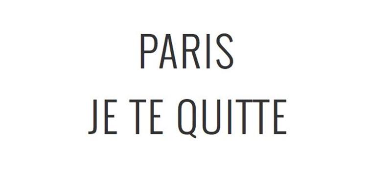 Paris Je Te Quitte partenaire de Parcours France
