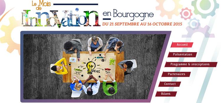 Mois de l'Innovation Bourgogne