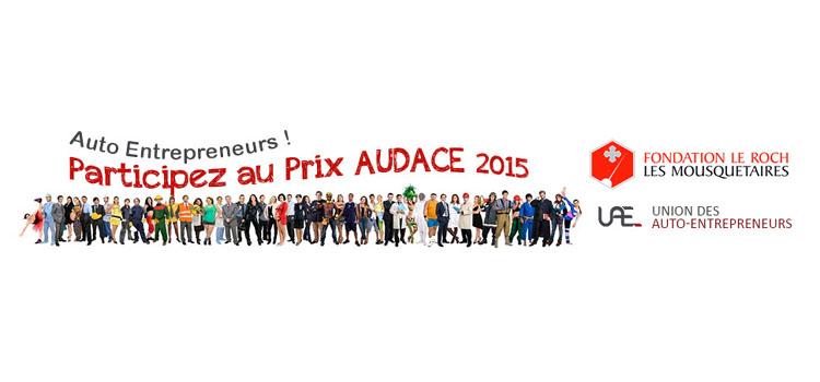 Prix Audace 2015