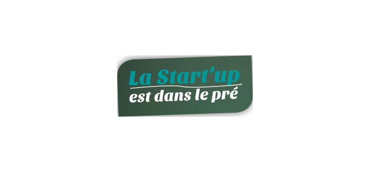 La Startup est dans le pré partenaire de Parcours France