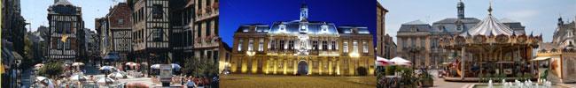 Ville De Reims Habitants