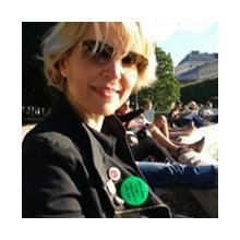 Karine LECLERCQ MARGRAFF - Responsable de la Maison du Savoir-Faire et de la Création