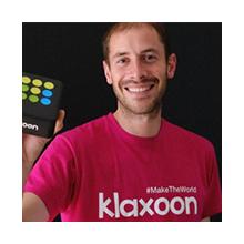 Matthieu BEUCHER - CEO de Klaxoon